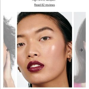 Glossier Makeup - Glossier Vinylic high shine lacquer bank
